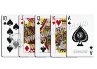 Plastic NAP Side Marked Playing Cards For Game Phone Analyer Phone Scanner Gambling Props