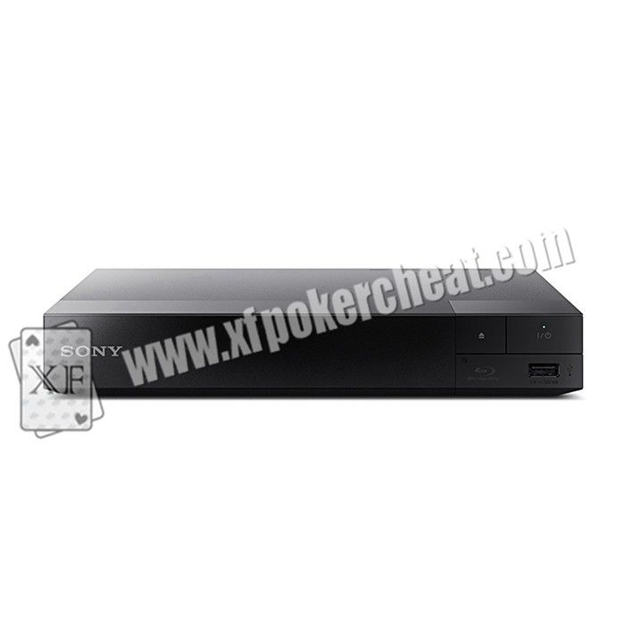 Marked Playing Cards Poker Scanner / Sony  DVD Infrared Camera With Poker Predictor